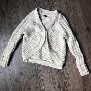 Girl's GAP Button Front Cardigan 3T